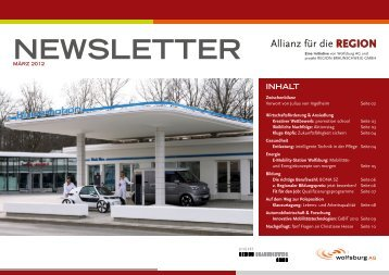 NEWSLETTER - Allianz für die REGION