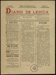 DIARIO DE' LÉRIDA - Sol-Torres