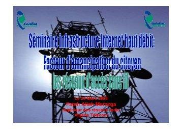 WIMAX Infrastructure et réseau