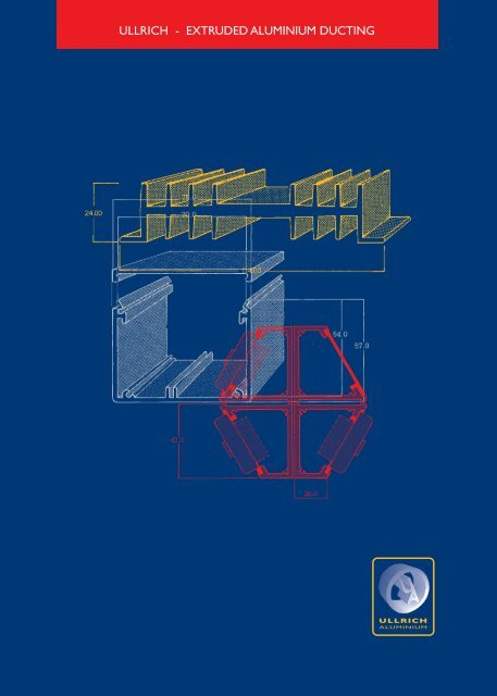 Ducting Catalogue - Ullrich Aluminium