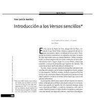 Introducción a los Versos sencillos* - Casa de las Américas