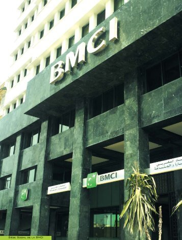 Siège Social de la BMCI - BNP Paribas