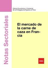 Nota Sectorial Carne de Caza 2009 - Eurocarne