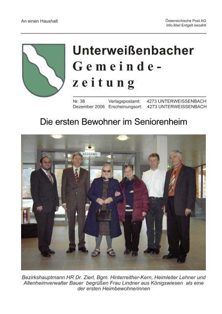Kontaktanzeigen Unterweissenbach | Locanto Dating