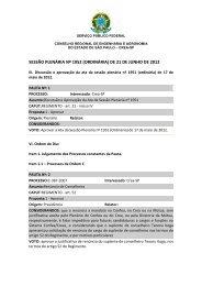 4 - ORDEM DO DIA JUNHO - Crea-SP