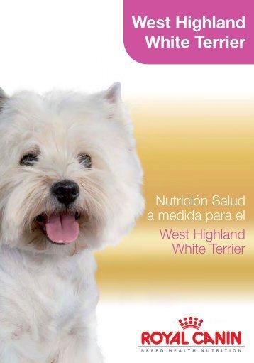 Folleto específico de la raza - Breed Nutrition - Royal Canin