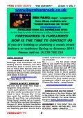 February '09 Srumpy 'n' Western - Mag 4 Live Music - Page 3