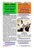 February '09 Srumpy 'n' Western - Mag 4 Live Music - Page 4