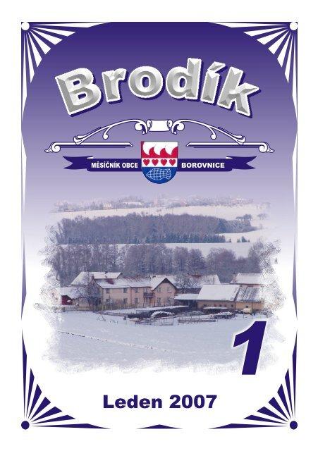 2007-01 - Mikroregion Brodec