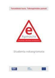 Studentu grāmata - Latvija@Pasaule