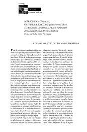 Les pouvoirs au village. Le Bénin rural entre ... - Politique Africaine