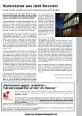 Studentische Gruppen in Passau - UP-Campus Magazin - Page 7