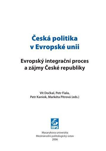 Česká politika v Evropské unii - Euroskop.cz