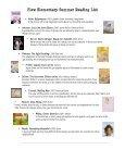 Plew Elementary Summer Reading List Kindergarten - Okaloosa ... - Page 7