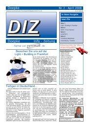 DIZ - Doepke