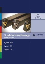Stechdreh-Werkzeuge - Komet Scandinavia AB