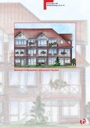 Wohnen in Hannovers exklusivem Norden - Gerlach Wohnungsbau