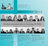 Februar/März 2012 - Ev-luth. Kirchengemeinde Hannover-Hainholz