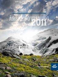Årsredovisning med hållbarhetsredovisning 2011 - Norrlandsfonden