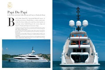 Papi Du Papi - ISA Yachts