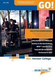 April 2008 - Horizon College