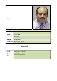 Prof. Dr. Emin KURT - Celal Bayar Üniversitesi Tıp Fakültesi