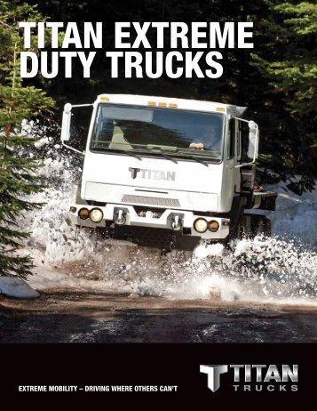 Titan Trucks Brochure