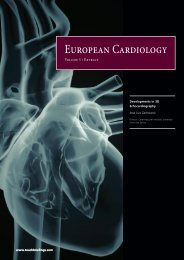 European Cardiology - Siemens Healthcare