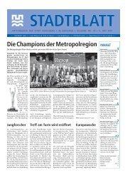 Ausgabe 18 vom 05. Mai 2010 - Heidelberg
