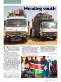 Countdown to referendum Roaming Khartoum streets The ... - UNMIS - Page 6