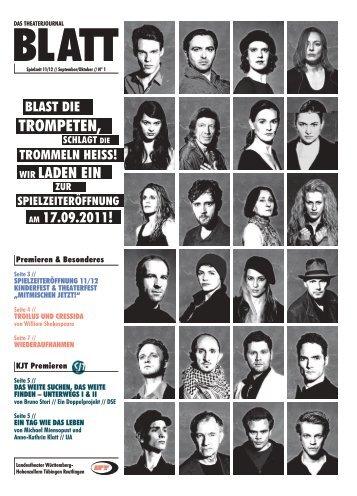 tjc - Landestheater Tübingen