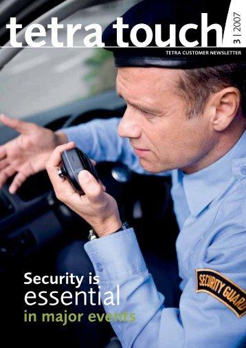 3/2007 - Key Touch magazine