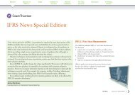 IFRS News Special Edition - Grant Thornton