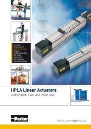 HPLA cylinder - VF Automatika Kft.