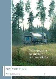 Valio Haapavesi - Siemens