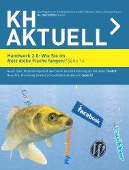 Ausgabe 3-2010 - Kreishandwerkerschaft Bochum