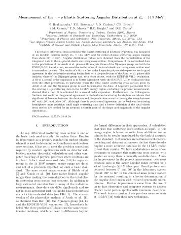 "Final version for H(n,n)H paper pdf with ""final"" - Institute of Nuclear ..."