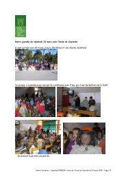 Télécharger le rapport complet de la visite avec photos.