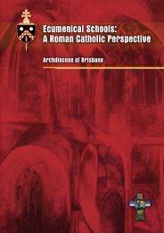 Ecumenical Schools: A Roman Catholic Perspective