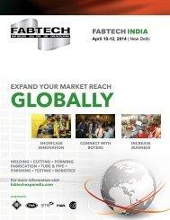 Brochure - Fabtech