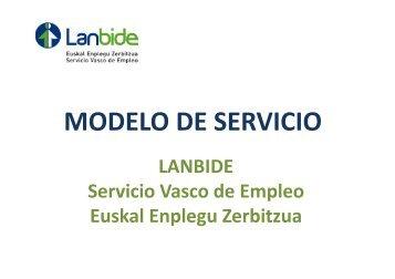 Lanbide - Fundación Laboral San Prudencio