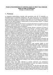 straordinario di sorveglianza - Società Italiana di Medicina ...