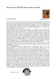 Mirjam Pressler: Malka Mai. Roman. Aufbau Verlag Beltz von ...