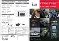 F3162 F4162 - Icom France