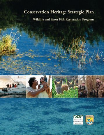 Wyoming game and fish department state wildlife action plan for Wildlife fish and game