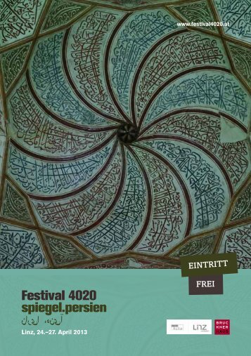 Festival 4020 spiegel.persien