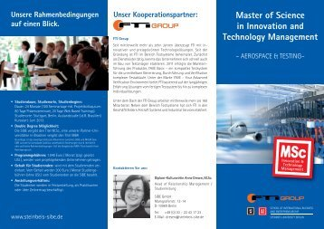 130211_flyer_msc ITM_FTI.indd - School of International Business ...