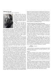 Wilhelm Ostwald - Didaktik der Chemie
