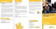 Weitere Infos zu den Workshops, zur Anmeldung und