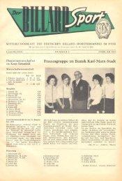Frauengruppe im Bezirk Karl ...Marx...Stadt